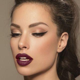 5ae583e9aad1b19283c1138e79d581c2--plum-lipstick-makeup-plum-lip-makeup-look